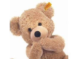 Steiff Teddybaeren Teddybaeren fuer Kinder Fynn Teddybaer beige 40cm