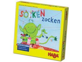 HABA Mitbringspiel M Socken zocken