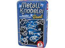 Schmidt Spiele Metall Knobelei in Metalldose