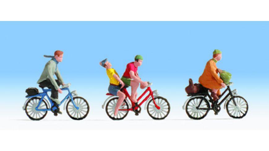 NOCH H0 15898 H0 Fahrradfahrer