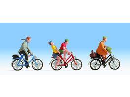 Noch Fahrradfahrer