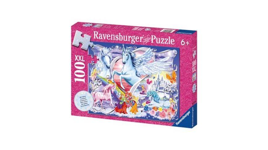 Ravensburger Puzzle Die schoensten Einhoerner 100 Teile