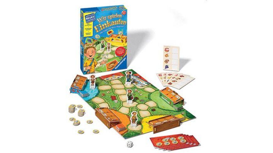 Ravensburger Spiel Wir spielen Einkaufen