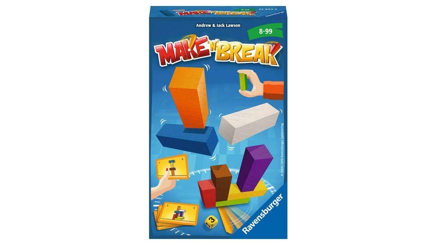 Ravensburger Spiel - Make 'N' Break Mitbringspiel