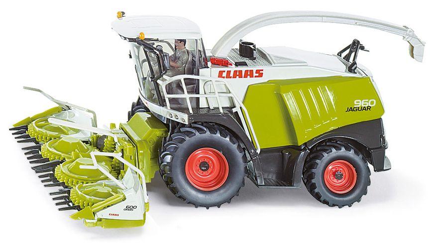 Sonstige Spielzeugautos & Zubehör SIKU Farmer Claas Jaguar 960 Maishäcksler