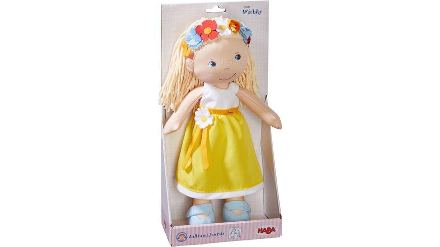 HABA Puppe Wiebke
