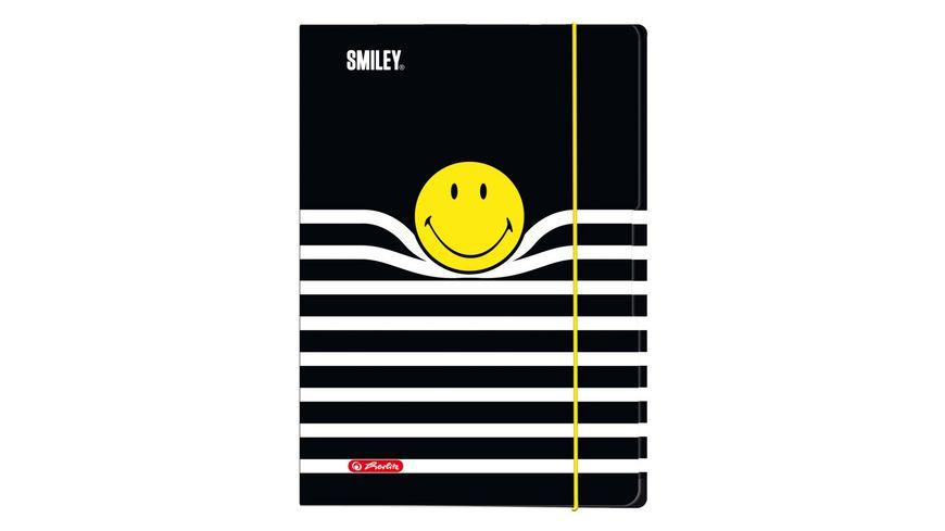 herlitz Sammelmappe A3 Smiley