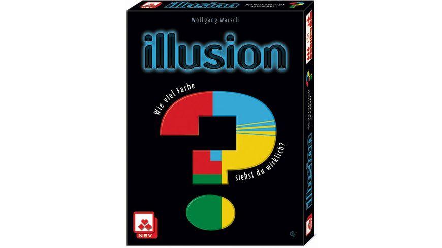 Nuernberger Spielkarten Illusion