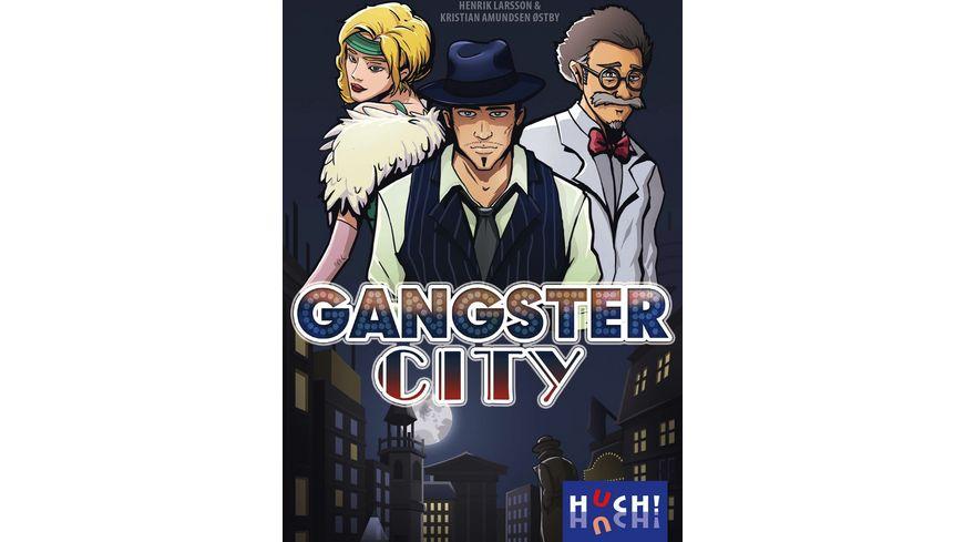 Huch Gangster City