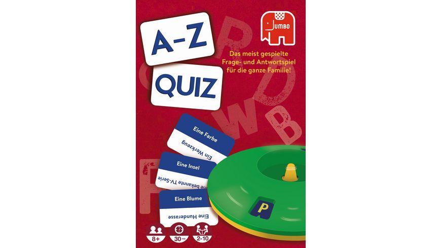 Jumbo Spiele A Z Quiz