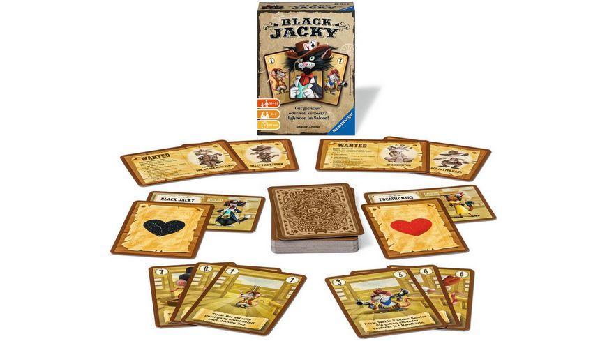 Ravensburger Spiel Black Jacky