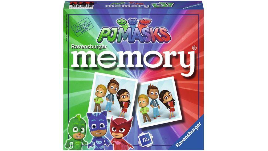Ravensburger Spiel PJ Masks memory