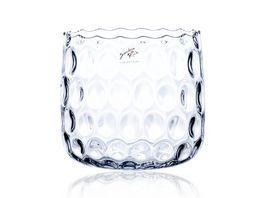 Sandra Rich Glas Vase Galaxie 17 5 cm