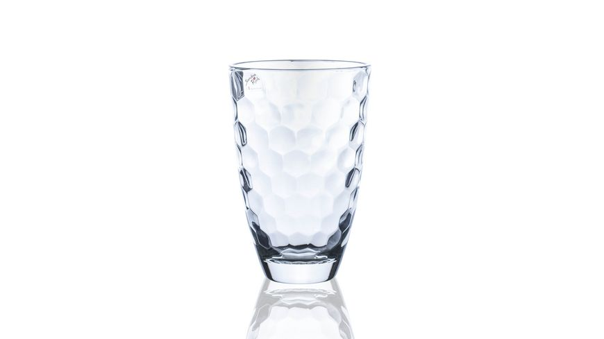 Sandra Rich Glas Vase Cella 16 cm