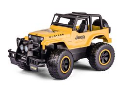 CARSON Jeep Wrangler 1 12 2 4G 100 RTR gelb