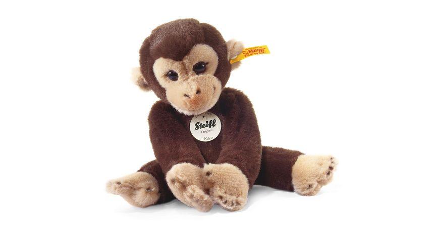 Steiff Steiffs Minis Steiffs kleine Freunde Kleiner Freund Affe Koko dunkelbraun 25cm