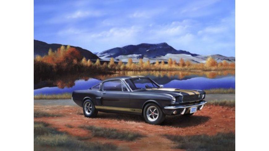 Revell 07242 - Shelby Mustang GT 350 H