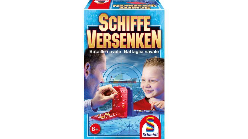 Schmidt Spiele Schiffe versenken