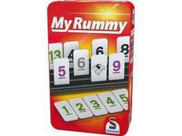 Schmidt Spiele Reisespiele MyRummy