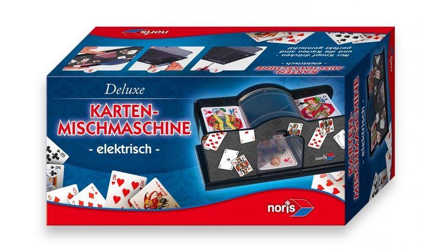 Noris Spiele Kartenmischmaschine elektrisch
