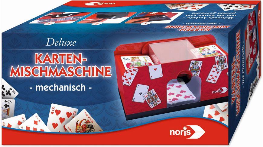 Noris Spiele - Kartenmischmaschine mechanisch