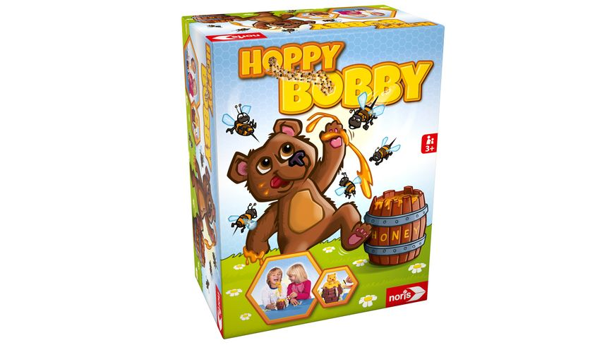 Simba Games and More Hoppy Bobby Actionspiel