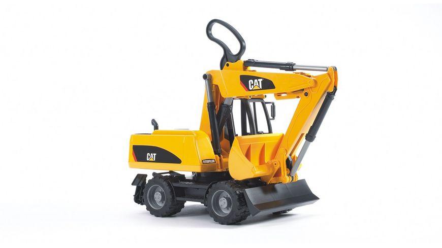 BRUDER CAT Mobilbagger 02445