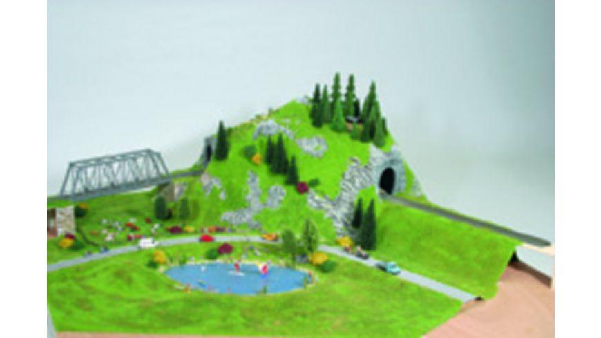 NOCH 60805 Landschaftsbau Bastelpaket