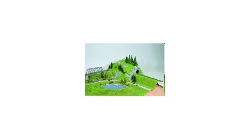 NOCH 60805 H0 Landschaftsbau Bastelpaket