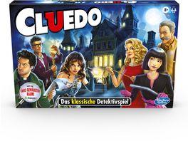 Hasbro Gaming Cluedo
