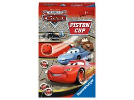 Ravensburger Spiel Mitbringspiel Disney Pixar World of Cars Piston Cup