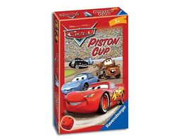 Ravensburger Spiel Mitbringspiel Disney Pixar World of Cars Piston Cup