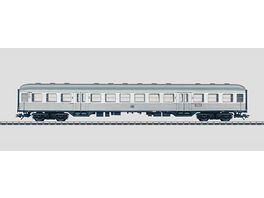 Maerklin 43800 H0 Nahverkehrswagen 2 Klasse DB Bauart Silberling