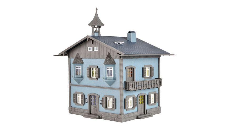 Vollmer 49232 H0 - Wohnhaus mit Erker