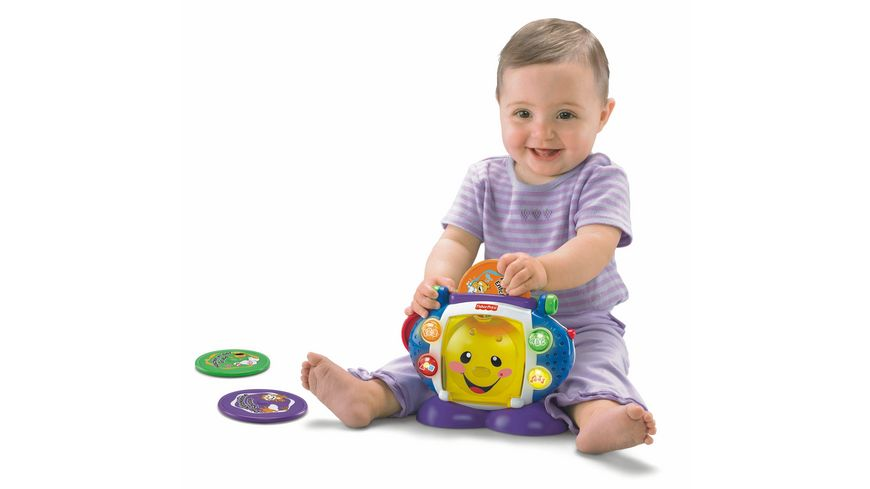 Fisher Price Lernspass CD Spieler