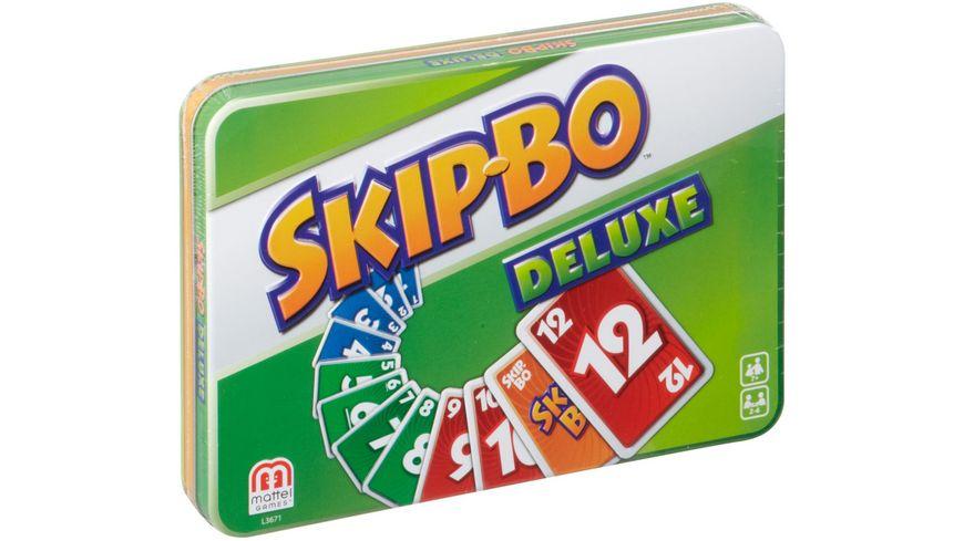 Mattel Games Skip Bo Deluxe