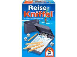 Schmidt Spiele Reise Kniffel mit Zusatzblock
