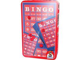 Schmidt Spiele Bingo in Metalldose