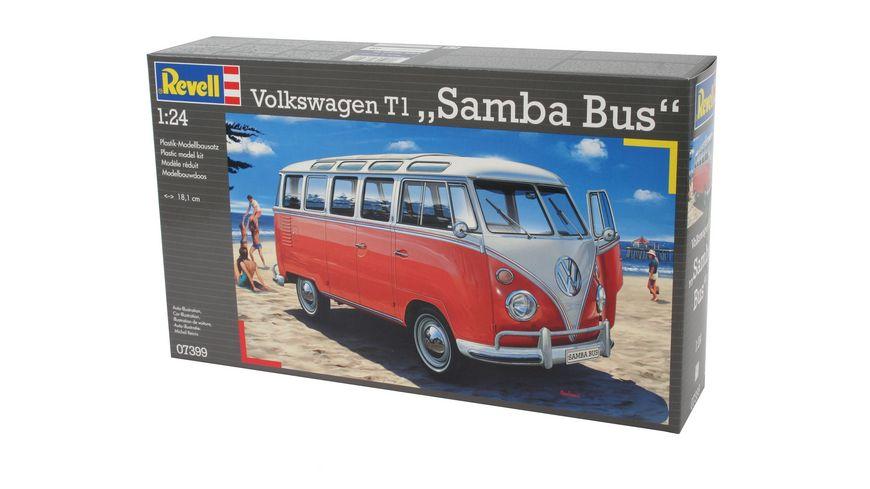 Revell 07399 VW T1 Samba Bus