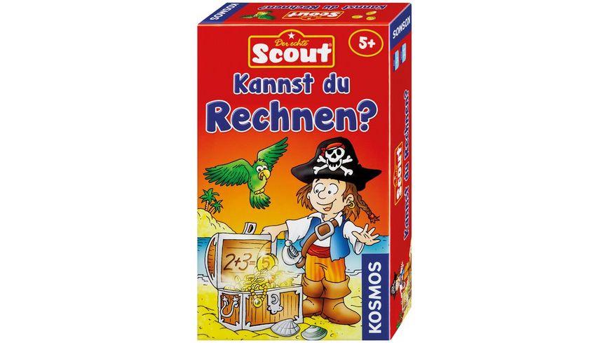 KOSMOS Scout Kannst du Rechnen