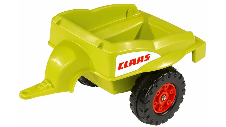 BIG Claas Celtis Loader Trailer