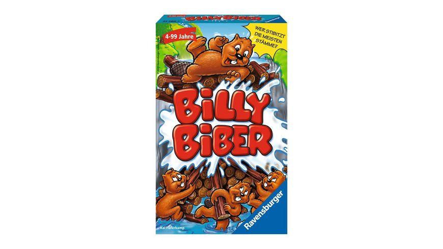 Ravensburger Spiel Mitbringspiel Billy Biber