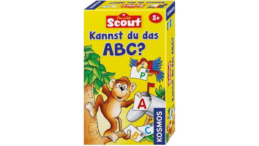 KOSMOS Scout Kannst du das ABC