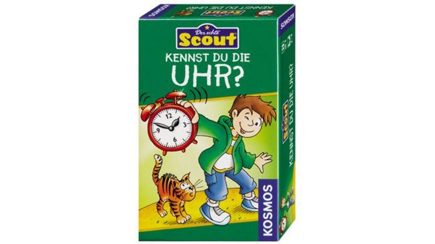 KOSMOS Scout Kennst du die Uhr