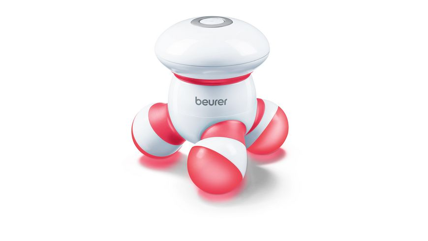beurer Mini Massager MG 16 rot
