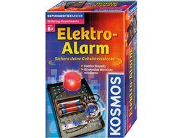 KOSMOS Mitbringexperiment Elektro Alarm