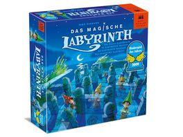 Drei Magier Spiele Kinderspiel Das magische Labyrinth