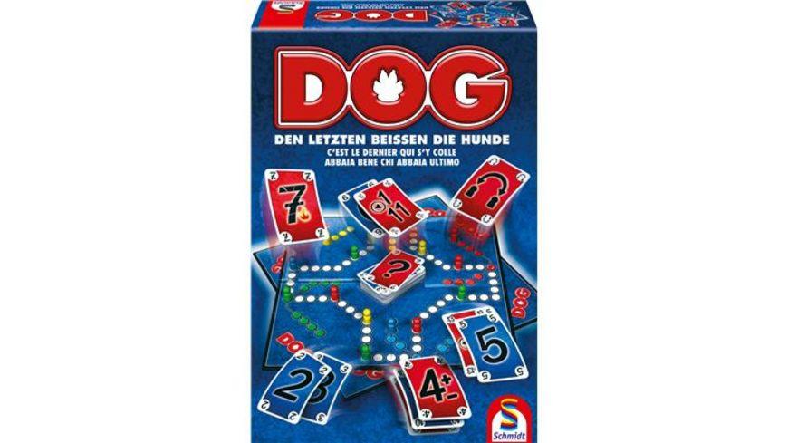 Schmidt Spiele Familienspiele Dog