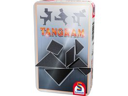 Schmidt Spiele Tangram in Metalldose