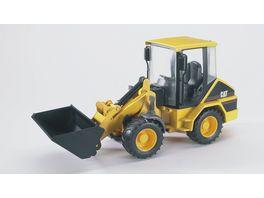 BRUDER CAT Kompaktgelenkradlader 02441